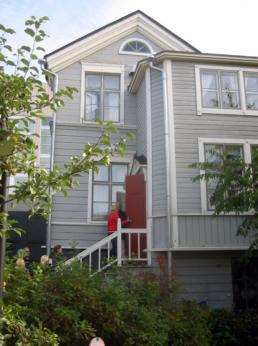 House Liljeblom Liljeblomin talo