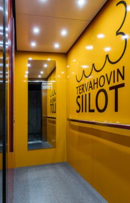 As Oy Oulun Tervahovin Siilot Co-op Oulun Tervahovin Siilot