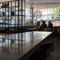 Puistokahvila Makia Park Café Makia